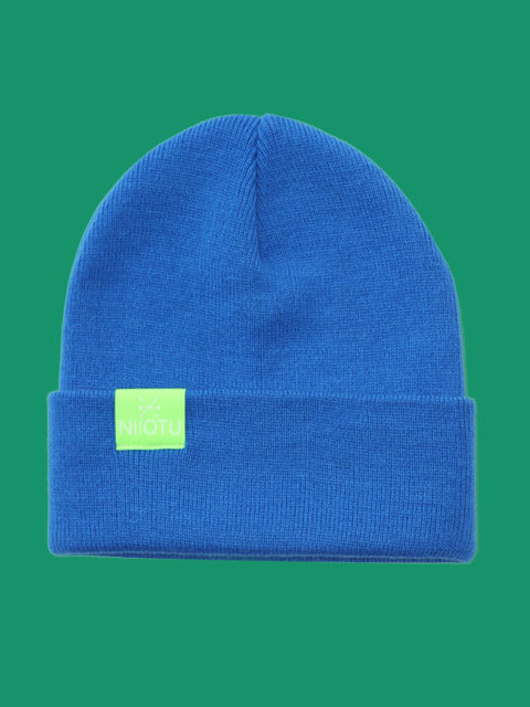 BEANIE – FALL WINTER (BLAU)